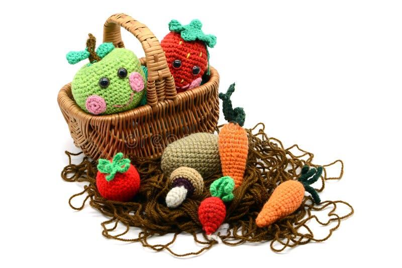 Crochet Harvest - crochet fruits and vegetables - OlinoHobby | 534x800