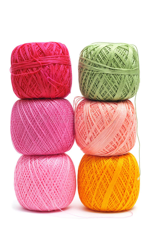 Download Crochet thread stock image. Image of clothes, hobby, gauge - 24295917