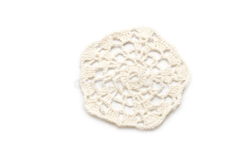 Download Crocheted lace stock image. Image of knot, creative, concept - 17601073