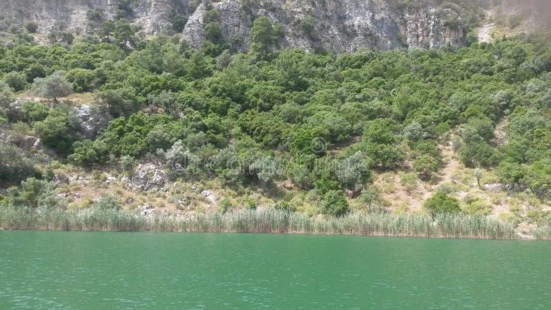 Crociera del fiume immagini stock