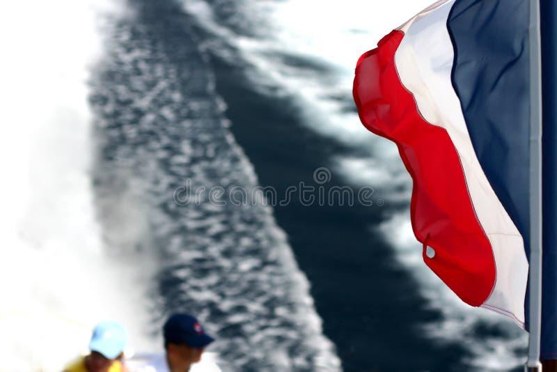 Crociera francese fotografia stock libera da diritti