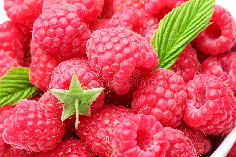 Download Crockery With Raspberries. Royalty Free Stock Photos - Image: 15034028