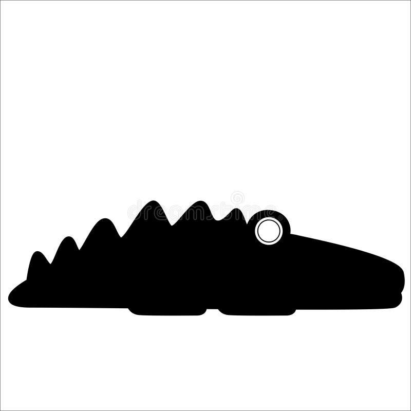 Download Crocodile stock illustration. Image of sweet, love, kitten - 11360562