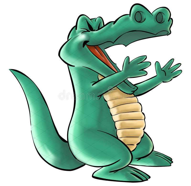 Download A Crocodile Stock Photo - Image: 2120490