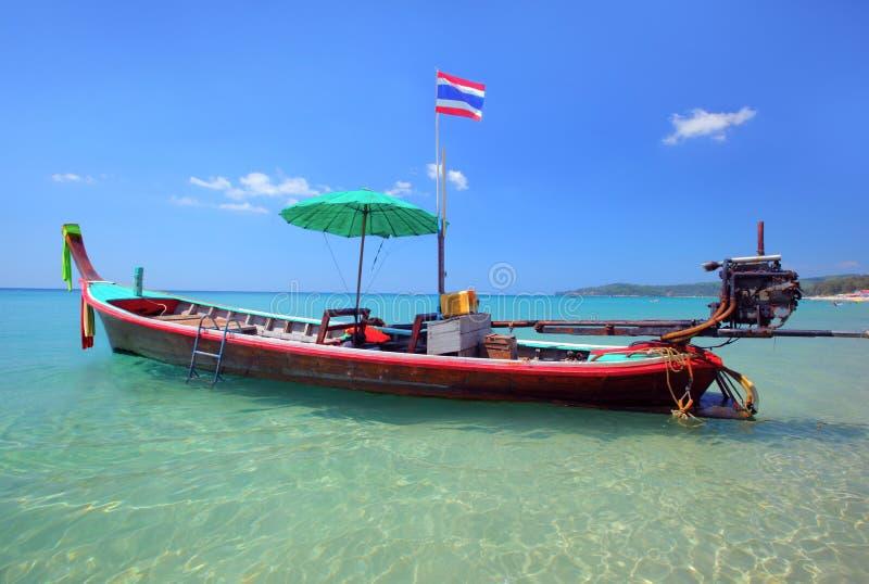 Crogiolo di coda lunga in Tailandia fotografie stock libere da diritti
