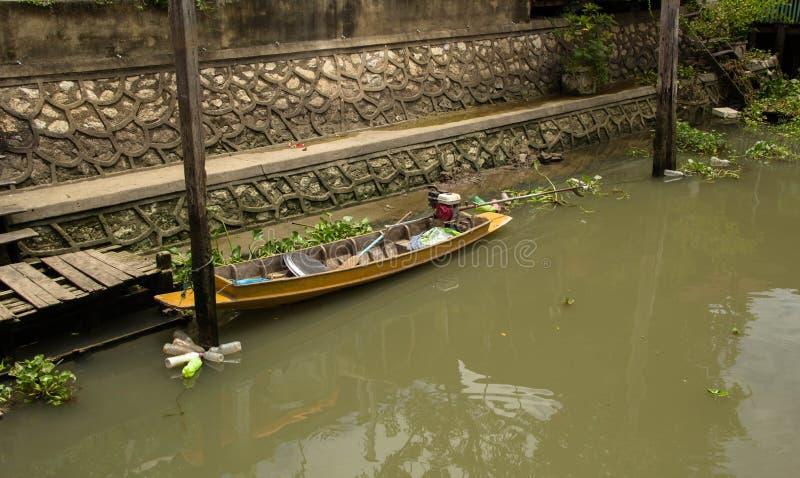 Crogiolo a di coda lunga in Tailandia fotografia stock
