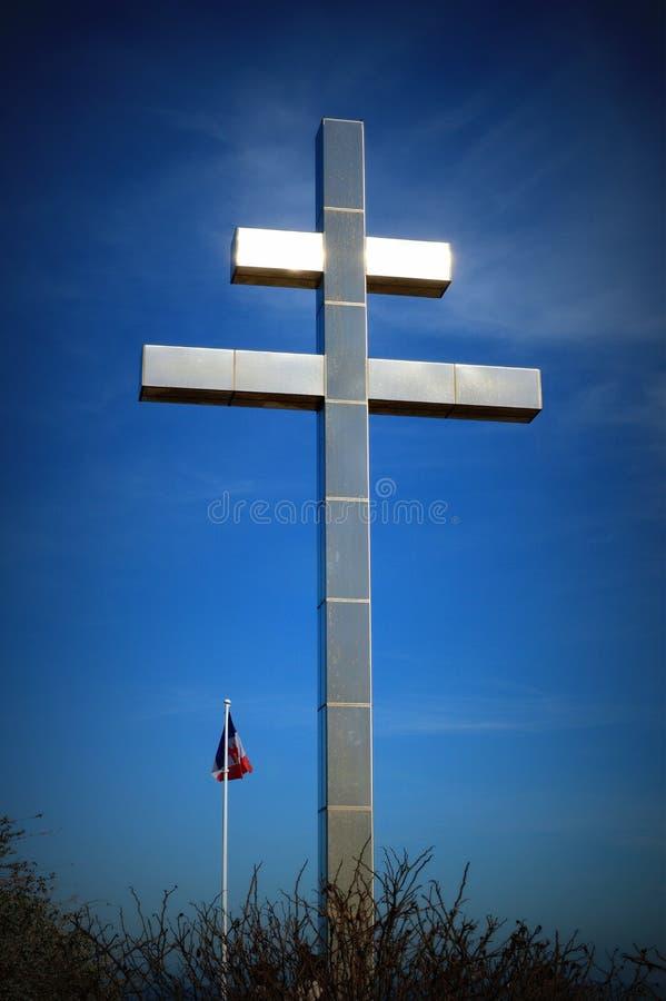 Free Crois De Lorraine, France Stock Image - 62551481