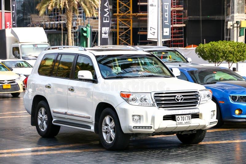 Croiseur 200 de terre de Toyota photographie stock
