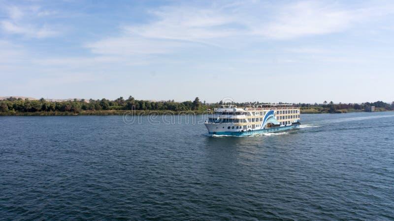 Croisière de l'Egypte le Nil, un gentil photographie stock