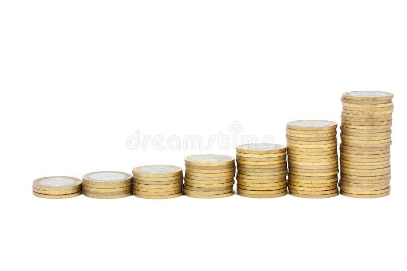 Croissance économique photo libre de droits