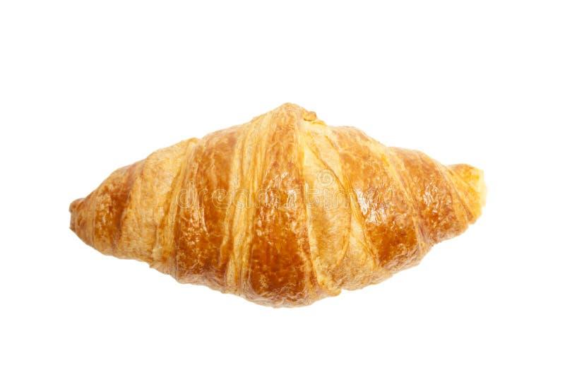 croissant που απομονώνεται στοκ εικόνα με δικαίωμα ελεύθερης χρήσης