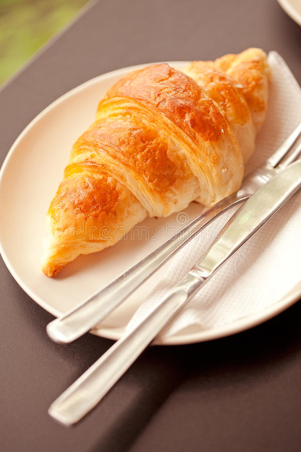Free Croissant Royalty Free Stock Image - 17417086