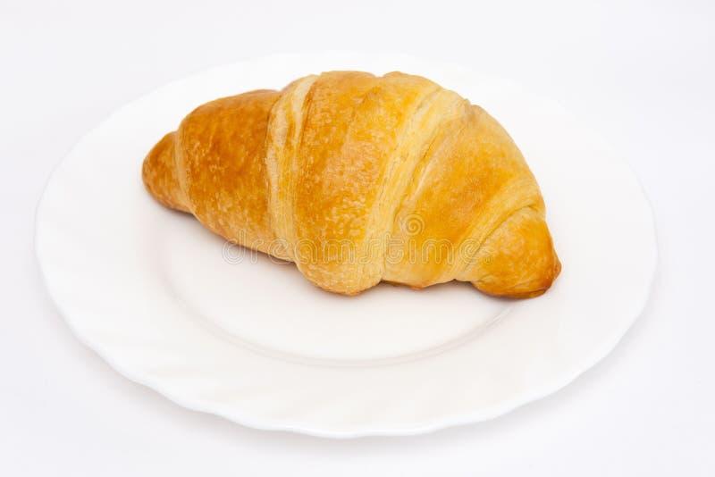 Croissant obrazy royalty free