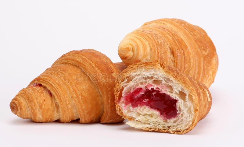 Download Croissant stock photo. Image of studio, fruit, restaurant - 28872946