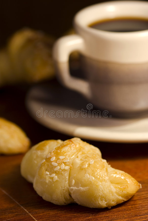 Croissant imagenes de archivo