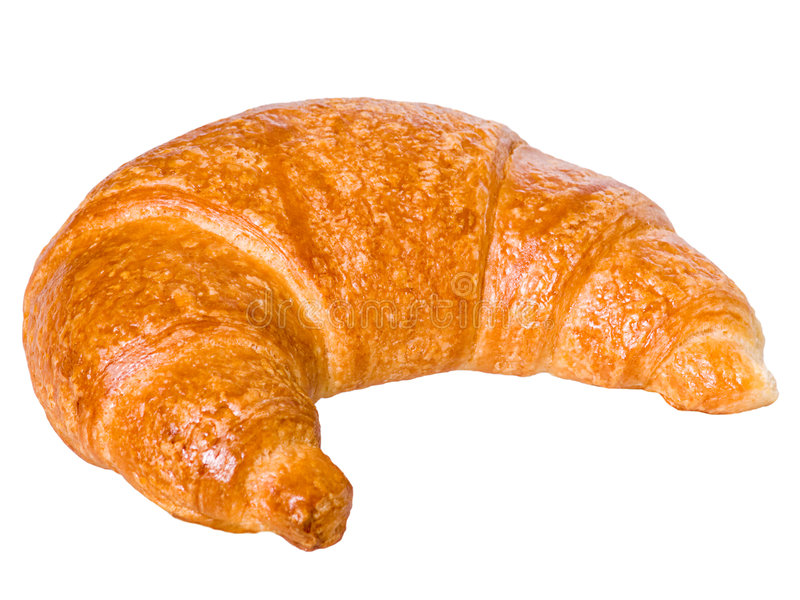 Download Croissant stock image. Image of france, brown, calories - 4280693