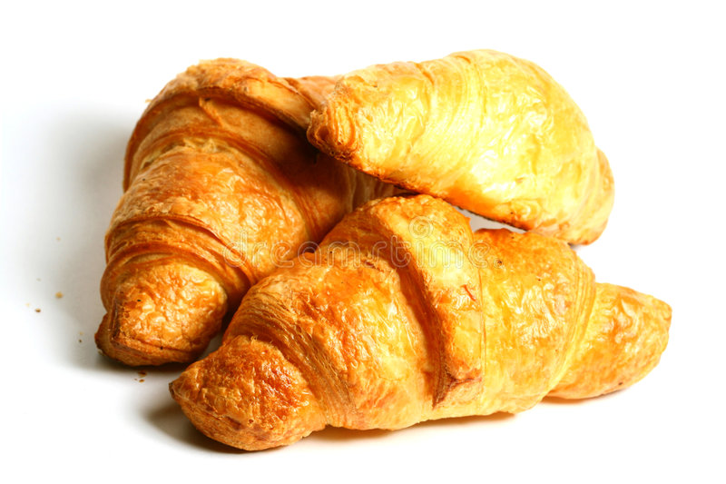 Download Croissant stock photo. Image of snack, white, cuisine - 6106730