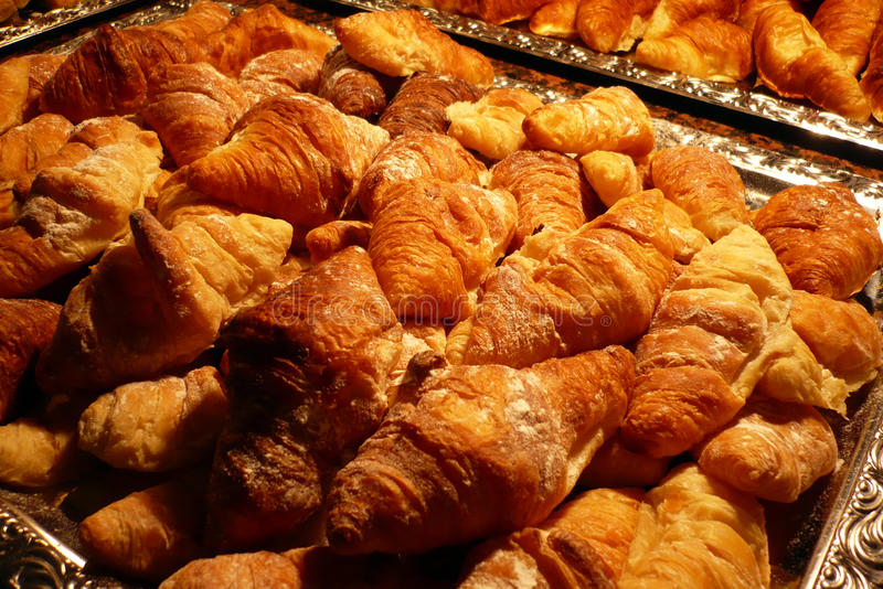 Download Croissant bread stock photo. Image of health, flavour - 11245114
