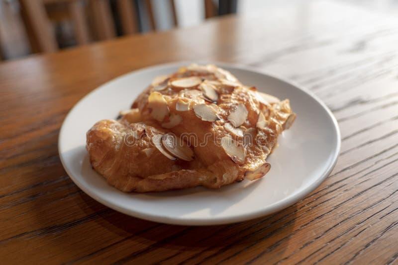 Croissant clásico fotos de archivo