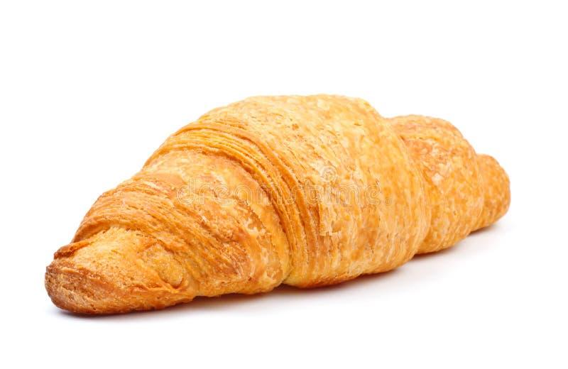 Croissant fresco imagem de stock