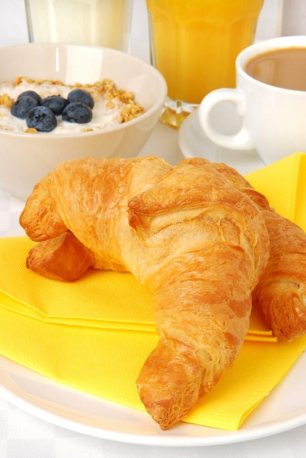 Download Croissants stock image. Image of morning, juice, bake - 10932519