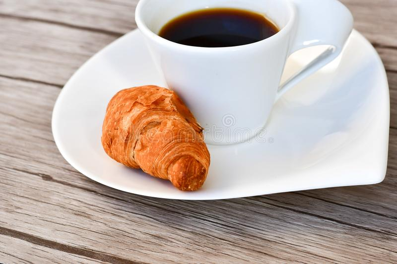 Croissants royalty-vrije stock foto