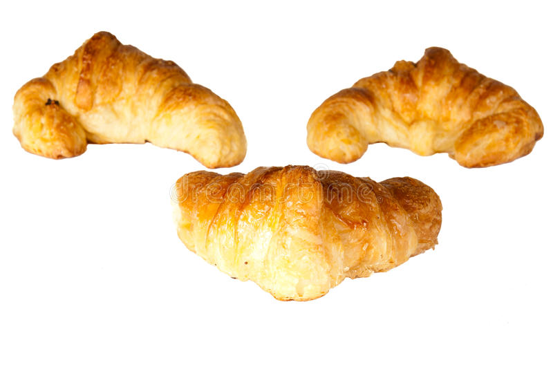 Download Croissants stock image. Image of cafeteria, fresh, color - 20757275