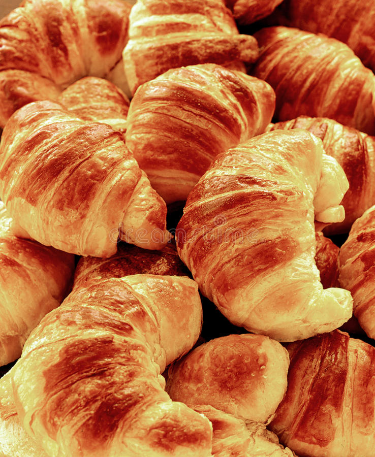 Download Croissants stock image. Image of bakery, croissants, french - 24897481