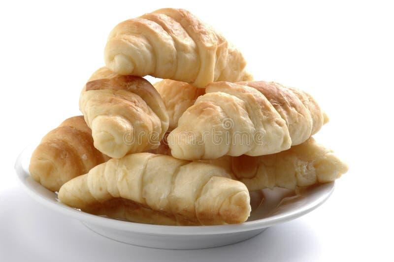 Croissants imagens de stock