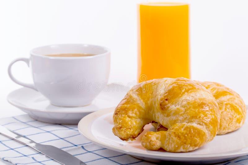 Download Croissants image stock. Image du délicieux, fruits, orange - 45364389