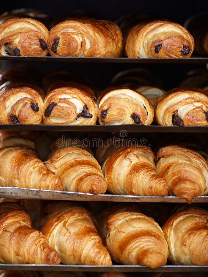 Free Croissants Stock Photo - 5130300