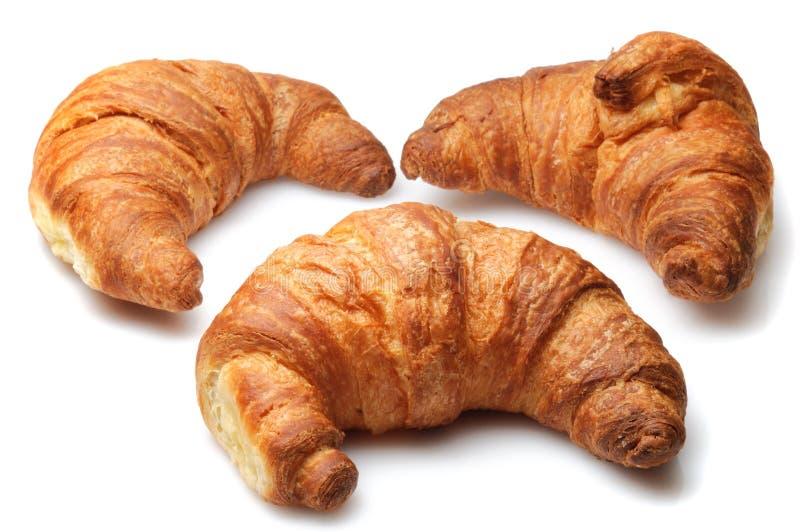 croissants στοκ φωτογραφία με δικαίωμα ελεύθερης χρήσης