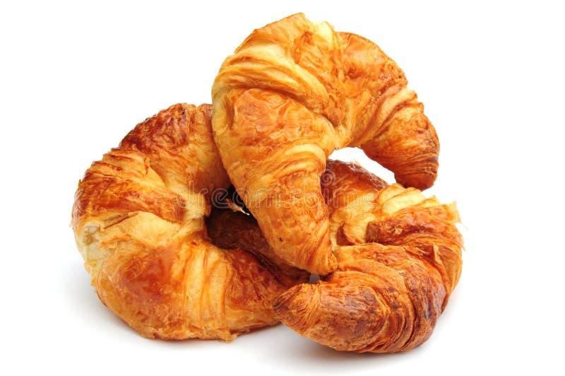 Croissants images stock
