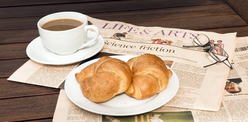 Croissants foto de archivo libre de regalías