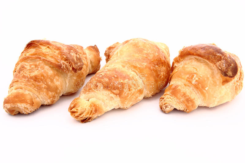 Download Croissants In A White Background Stock Photo - Image: 23202944
