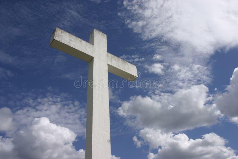 Croix photographie stock