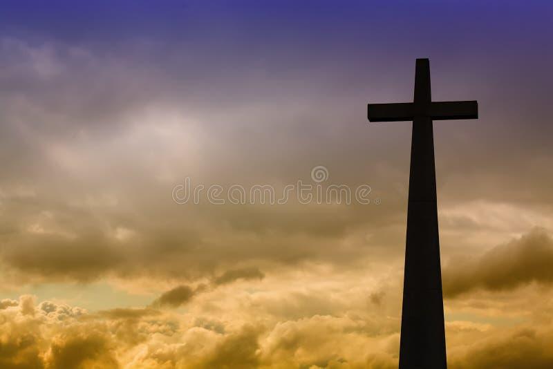 Croix photo stock