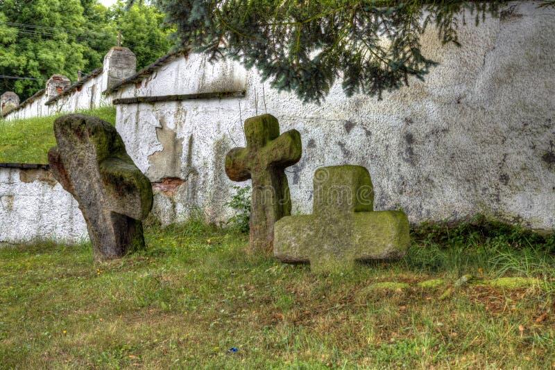 Croix de conciliation photo stock