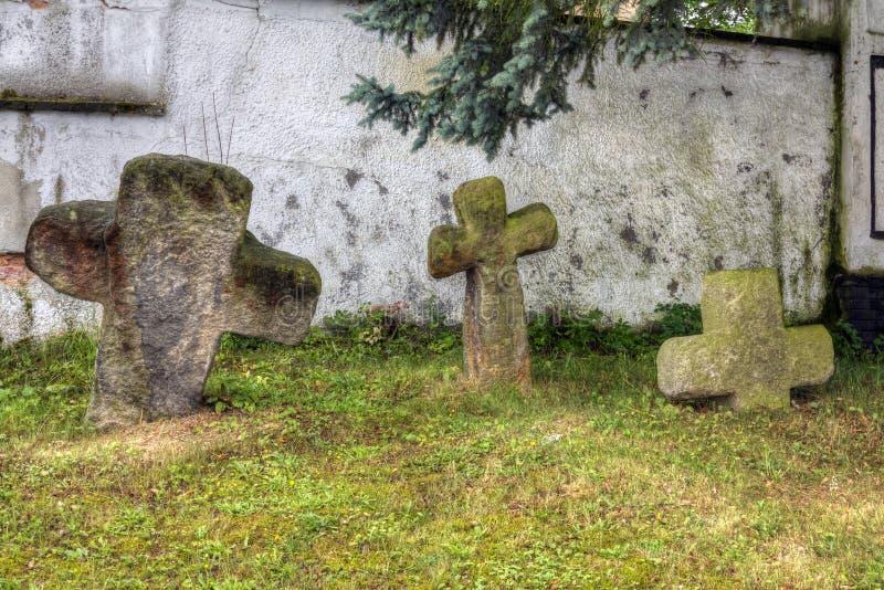 Croix de conciliation images libres de droits