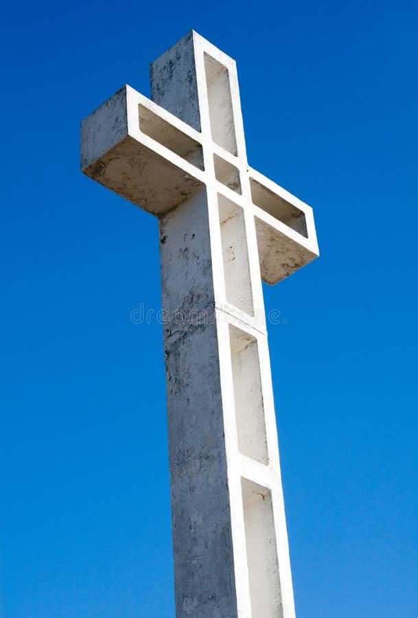 Croix religieuse photographie stock