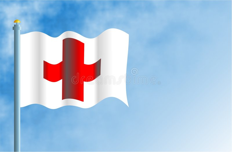 Download Croix-Rouge photo éditorial. Illustration du international - 62576