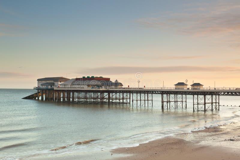 Cromer Pier Stock Photography