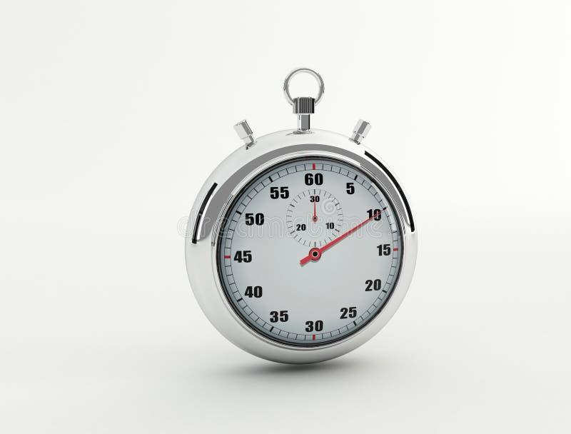 Cronómetro imagens de stock
