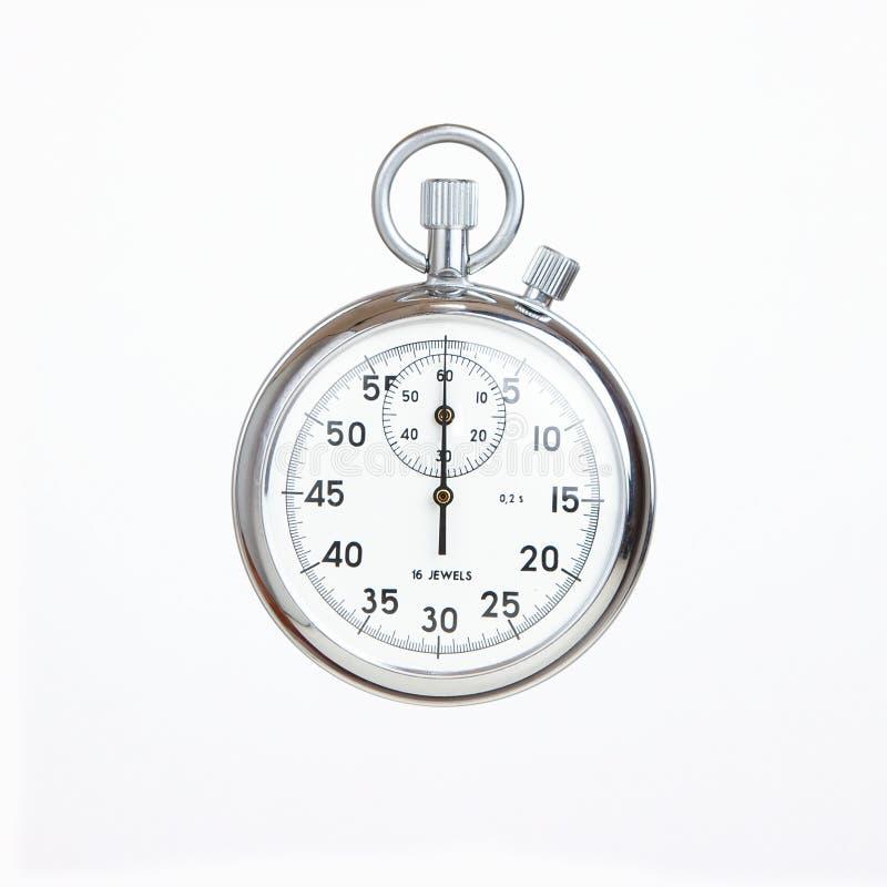 Cronómetro mecánico fotografía de archivo