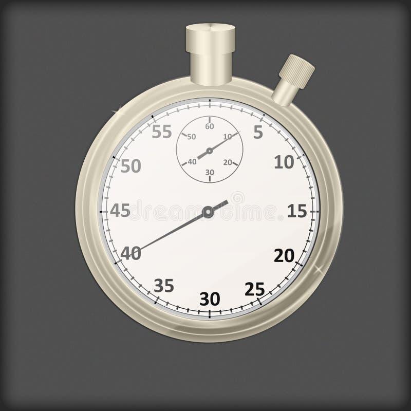 Cronómetro, reloj imagenes de archivo