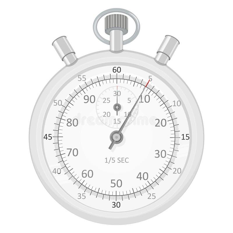 cronômetro ilustração royalty free