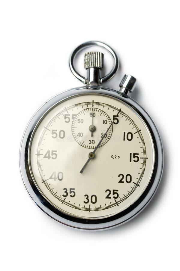 Cronômetro fotografia de stock