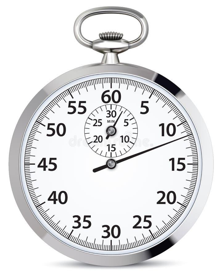 Cronometro. Illustrazione di vettore illustrazione vettoriale