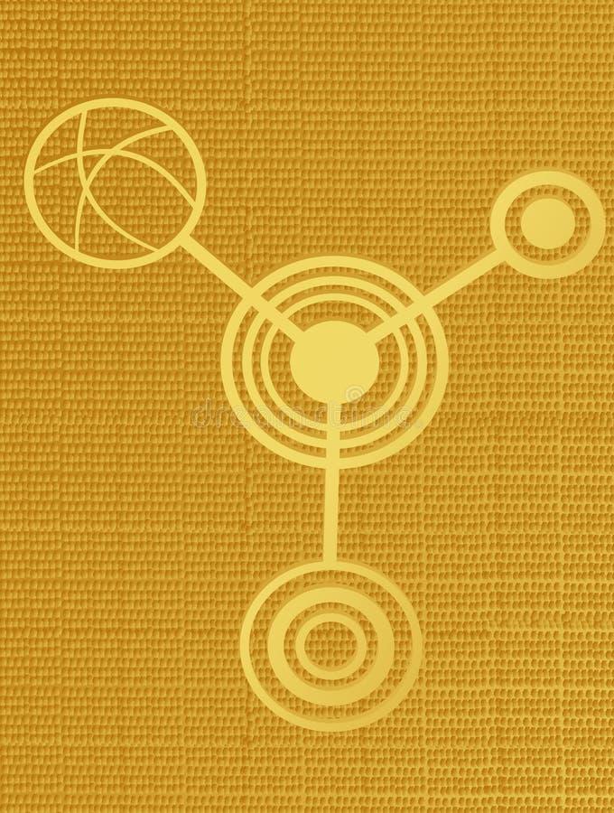 Crop Circles I Stock Photography