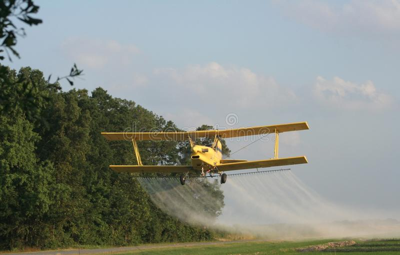 Crop Duster royalty free stock photos